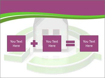 Green House Model PowerPoint Templates - Slide 95