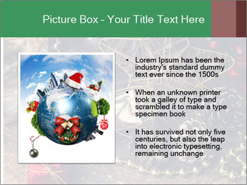 Christmas Star PowerPoint Template - Slide 13