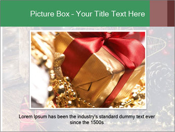 Christmas Star PowerPoint Template - Slide 15