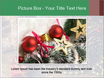 Christmas Star PowerPoint Template - Slide 16
