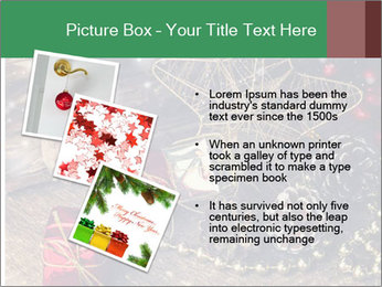 Christmas Star PowerPoint Template - Slide 17