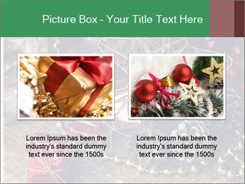 Christmas Star PowerPoint Template - Slide 18