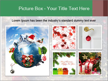Christmas Star PowerPoint Template - Slide 19