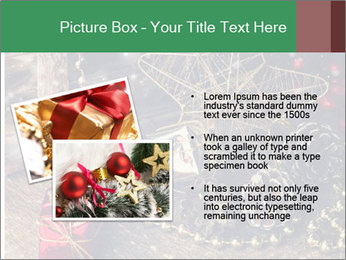 Christmas Star PowerPoint Template - Slide 20