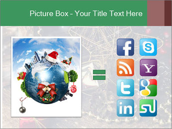Christmas Star PowerPoint Template - Slide 21