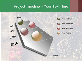 Christmas Star PowerPoint Template - Slide 26