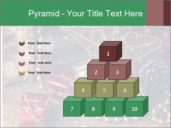 Christmas Star PowerPoint Template - Slide 31