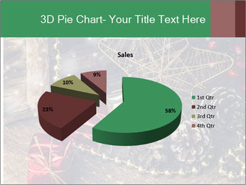 Christmas Star PowerPoint Template - Slide 35