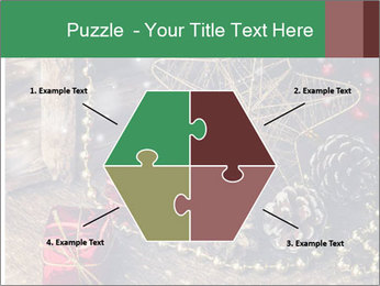 Christmas Star PowerPoint Template - Slide 40