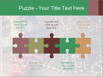 Christmas Star PowerPoint Template - Slide 41