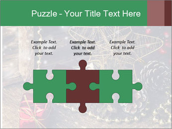 Christmas Star PowerPoint Template - Slide 42