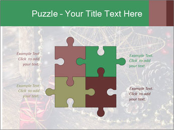 Christmas Star PowerPoint Template - Slide 43