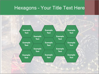 Christmas Star PowerPoint Template - Slide 44