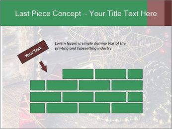 Christmas Star PowerPoint Template - Slide 46