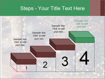 Christmas Star PowerPoint Template - Slide 64