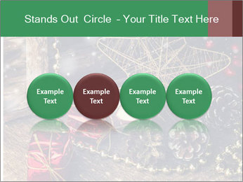 Christmas Star PowerPoint Template - Slide 76
