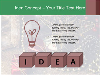 Christmas Star PowerPoint Template - Slide 80