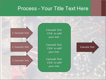 Christmas Star PowerPoint Template - Slide 85