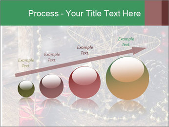 Christmas Star PowerPoint Template - Slide 87