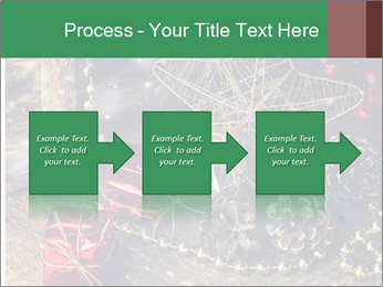 Christmas Star PowerPoint Template - Slide 88