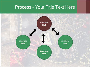 Christmas Star PowerPoint Template - Slide 91