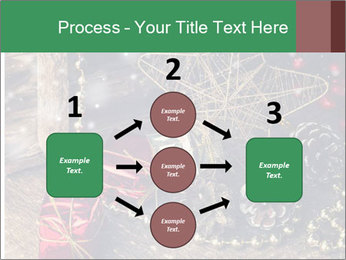 Christmas Star PowerPoint Template - Slide 92