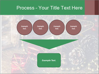 Christmas Star PowerPoint Template - Slide 93