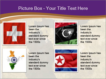 Antique Wall PowerPoint Template - Slide 14