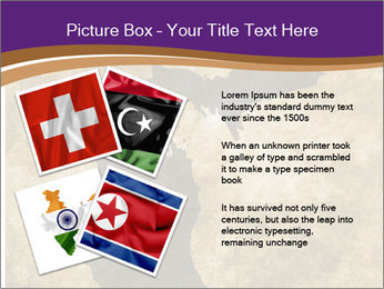 Antique Wall PowerPoint Template - Slide 23