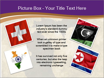 Antique Wall PowerPoint Template - Slide 24