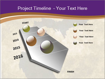 Antique Wall PowerPoint Template - Slide 26