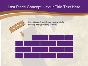 Antique Wall PowerPoint Template - Slide 46