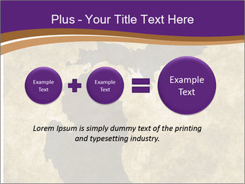 Antique Wall PowerPoint Template - Slide 75