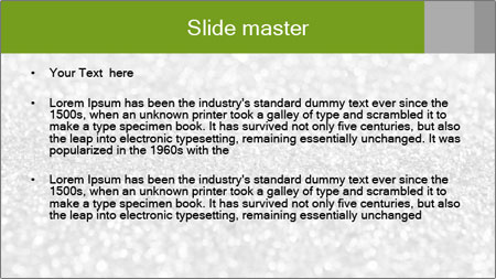 Brilliant Surface PowerPoint Template - Slide 2