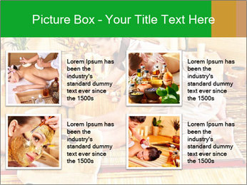 Asian Massage Therapy PowerPoint Templates - Slide 14
