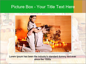Asian Massage Therapy PowerPoint Templates - Slide 16