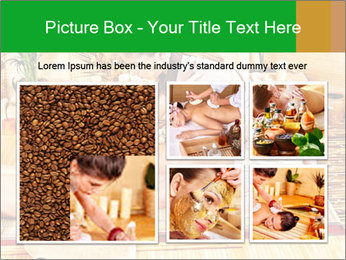 Asian Massage Therapy PowerPoint Templates - Slide 19