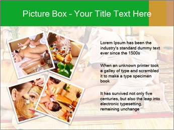 Asian Massage Therapy PowerPoint Templates - Slide 23