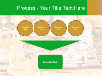 Asian Massage Therapy PowerPoint Templates - Slide 93