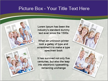 Father And Child In Forest PowerPoint Template - Slide 24