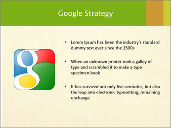 Golden Surface PowerPoint Template - Slide 10