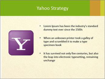 Golden Surface PowerPoint Template - Slide 11