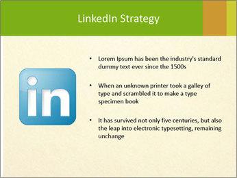 Golden Surface PowerPoint Template - Slide 12