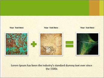 Golden Surface PowerPoint Templates - Slide 22