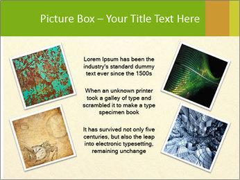 Golden Surface PowerPoint Template - Slide 24