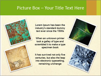 Golden Surface PowerPoint Templates - Slide 24