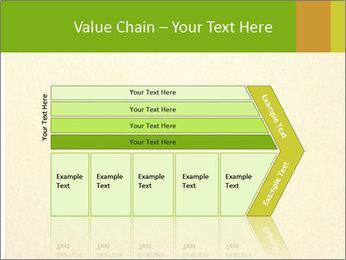 Golden Surface PowerPoint Template - Slide 27