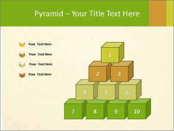 Golden Surface PowerPoint Template - Slide 31