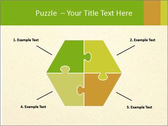 Golden Surface PowerPoint Template - Slide 40