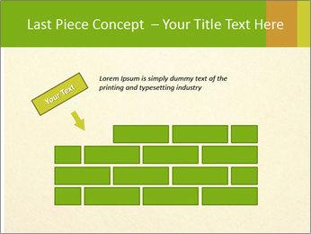 Golden Surface PowerPoint Template - Slide 46